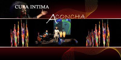 Aconcha duo. Cuba intima