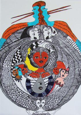 cuba-art-dessin-couleur-mandala-aconcha