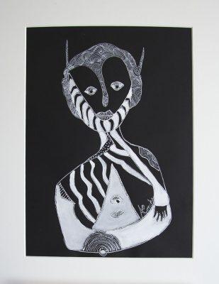 cuba-art-dessin-monochrome-aconcha