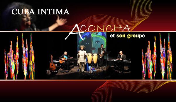 Aconcha quartet.Cuba Intima
