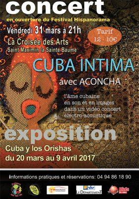 Aconcha.affiche-saint-maximin