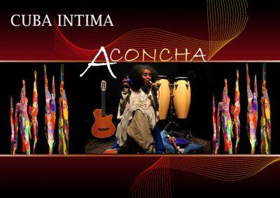 Aconcha artiste plurielle franco-cubaine