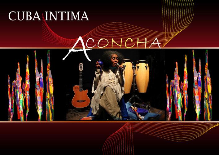 Aconcha. Cuba-intima