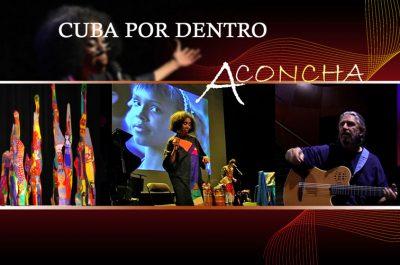 Aconcha. Conte Musical. Cuba por dentro