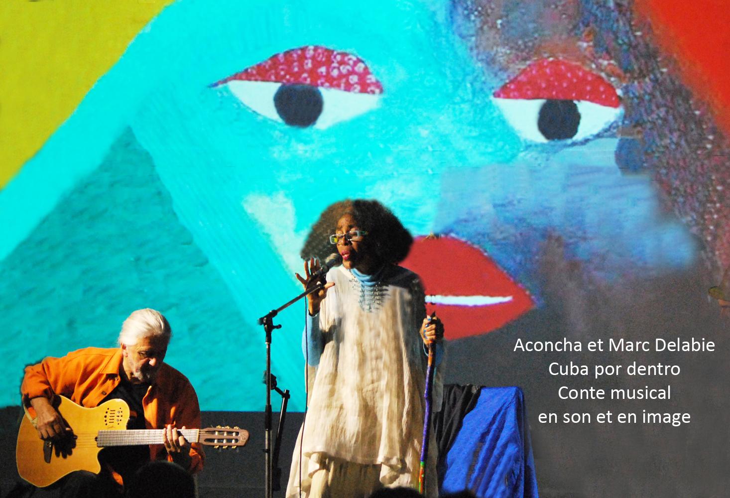 Aconcha-duo.Cuba por dentro