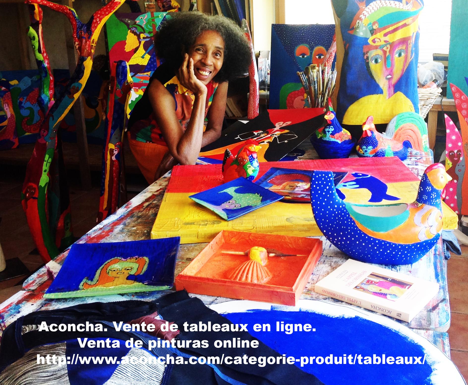 Aconcha vente en ligne