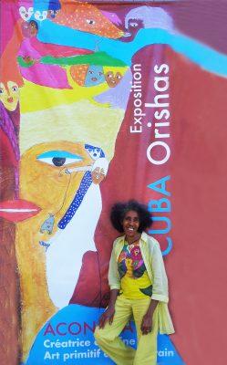 Aconcha Exposition Cuba et les Orishas