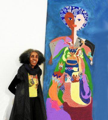 Aconcha exposition Cuba et ses Orishas à la Villa Tamaris centre d'art